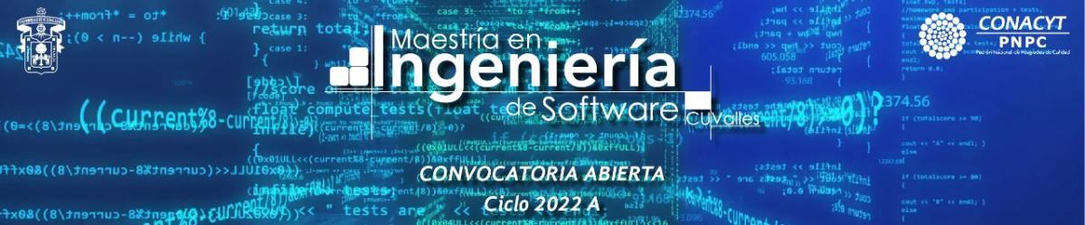 Maestría en Ingeniería de Software 2022 A