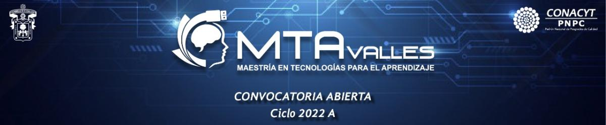 Maestría en Tecnologías para el Aprendizaje 2022 A