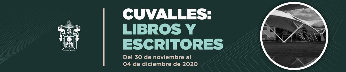 CUVALLE: Libros y Escritores 2020