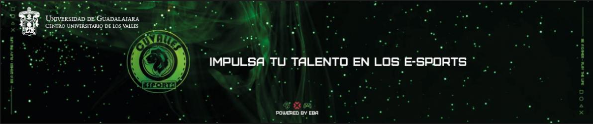 EBA - Impulsa tu talento en los E-Sports -