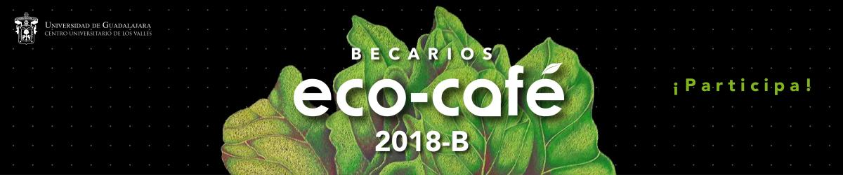 Convocatoria Eco-Café 2018B