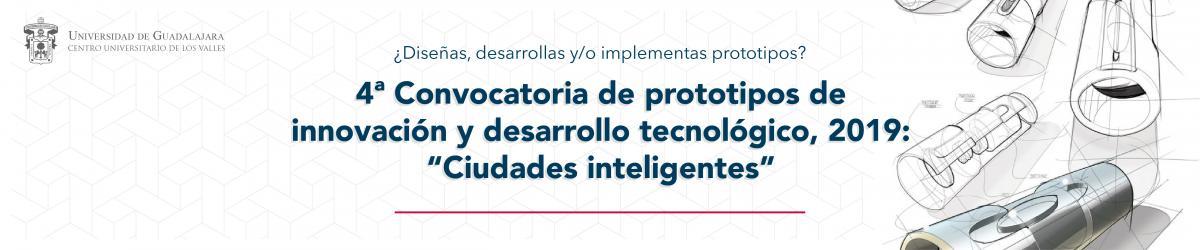 4ta. Convocatoria prototipos de innovación