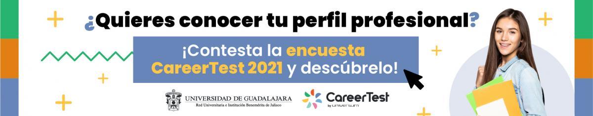 Encuesta CareerTest 2021