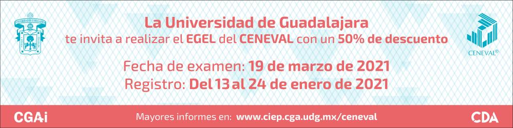 Aplicación examen CENEVAL 19 marzo 2021