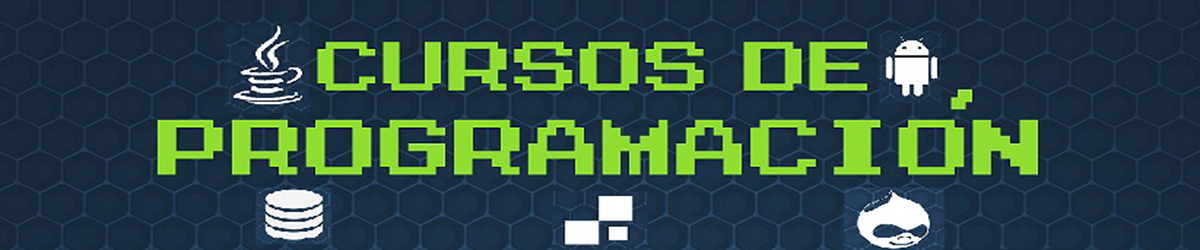 Banner Cursos de programación