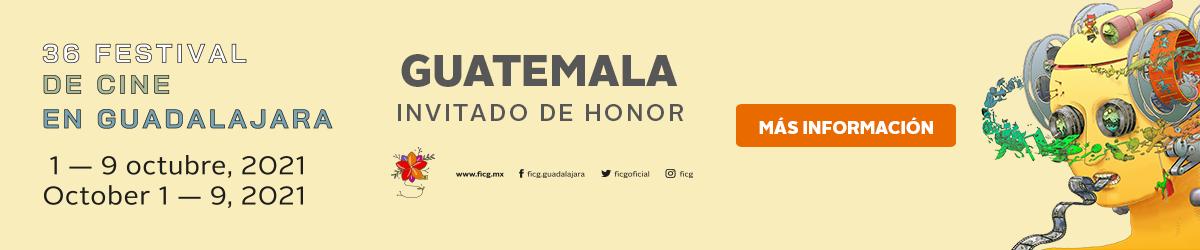 36 Festival de Cine en Guadalajara