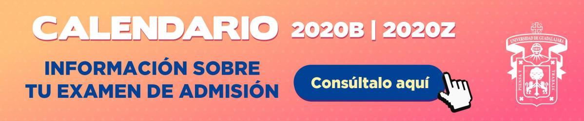 Control Escolar Admisión 2020 B