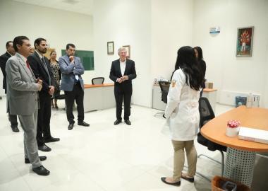 Visita de la UNWTO