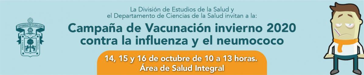 Campaña de vacunación invierno 2020