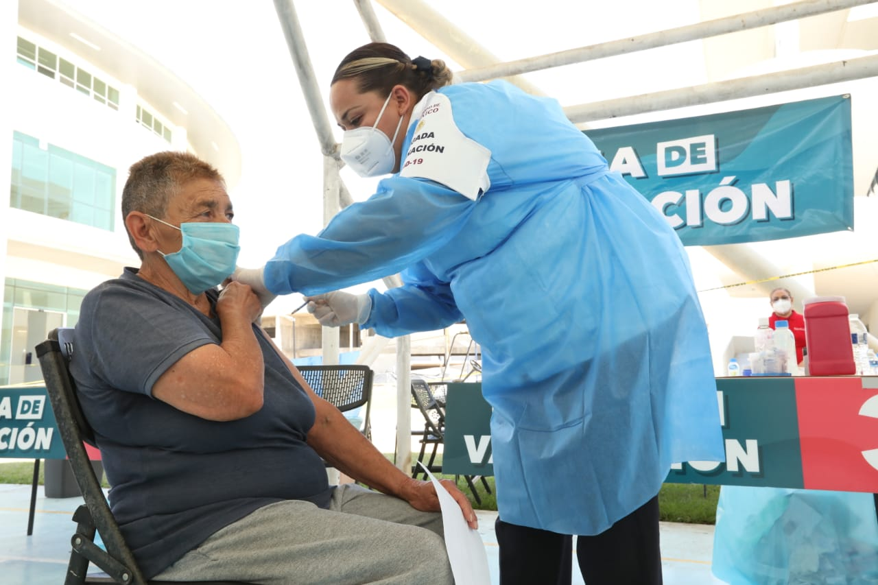 Última vacuna aplicada en CUValles